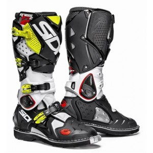 SIDI CROSS FIRE 2 Blanca/Azul