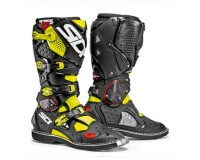 SIDI CROSS FIRE 2 Negra/Amarilla
