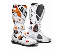 SIDI CROSS FIRE 2 Blanca/Naranja