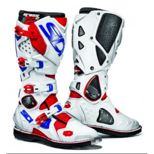 SIDI CROSS FIRE 2 Blanca/Roja