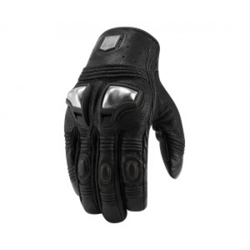 GLOVE RETROGRADE BLACK