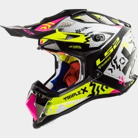 CASCO LS2 MX470 TRIPLEX