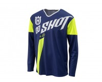 CAMISETA HUSQVARNA FACTORY SHOT