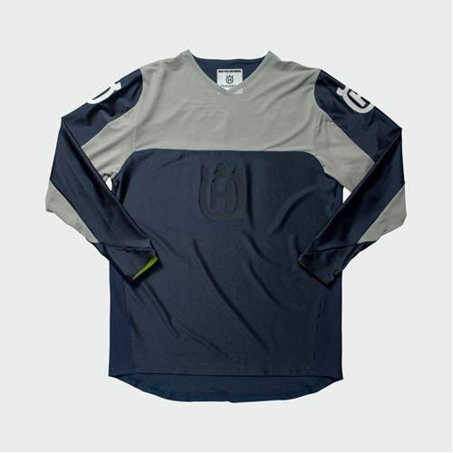 CAMISETA HUSQVARNA RAILED AZUL