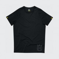 CAMISETA HUSQVARNA PROGRESS TEE BLACK