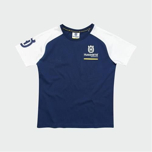 CAMISETA HUSQVARNA REPLICA KIDS
