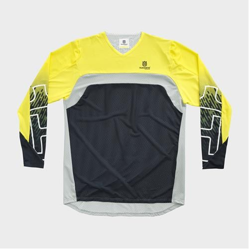 CAMISETA HUSQVARNA RAILED BLUE SHIRT