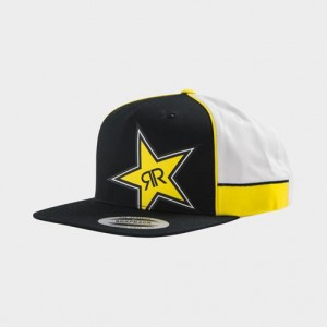 GORRA ROCKSTAR FACTORY RACING