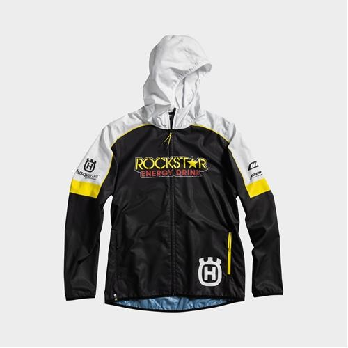 CHAQUETA IMPERMEABLE ROCKSTAR FACTORY RACING